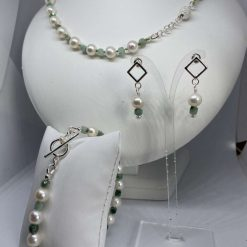 Emerald & Freshwater Pearl Suite