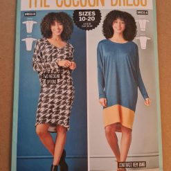 Sewing patterns various styles