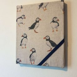 Rustic Pin Board - Available in a Puffin, Small and Large Bumble Bee, Ladybird, Duck and Goose, Dotty, Cat and Sausage Dog Prints.