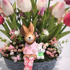 Floral Arrangment, Home Decoration