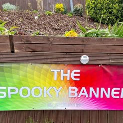 The Spooky Banner - By SMP PRINT