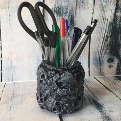 'Screaming Souls' Pen/Brush holder