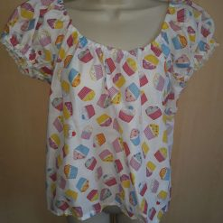 Cupcake gypsy top size 16