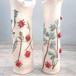 Custom order vase