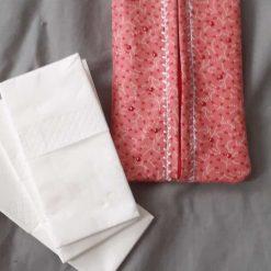 Just Red Tissue /Wetwipe sachet