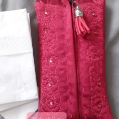 Perfect Pink Tissue /Wetwipe sachet