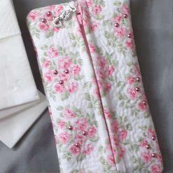 Bunch of Roses Tissue /Wetwipe sachet