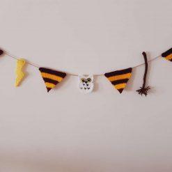Harry Potter Inspired Crochet Garland