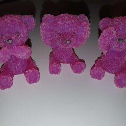 Cute Bear set. See no, Speak no, Hear no evil.