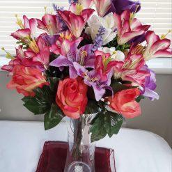 Vibrant Bouquet.