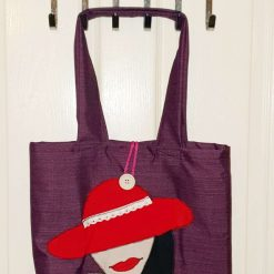 Designer tote bag 🛍 reusable shopping bag. Free delivery
