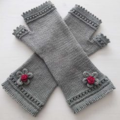 Designed and hand crafted Wrist Warmers