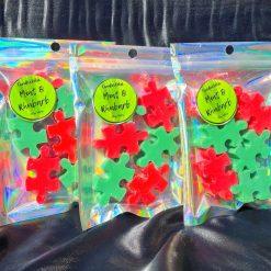 Mint&Rhubarb Wax Melts