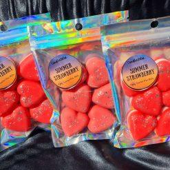 Summer Strawberry Wax Melts