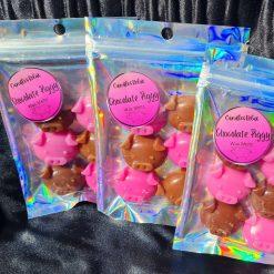 Chocolate Piggy Wax Melts