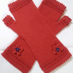 Hand crafted and designed Wrist Warmers