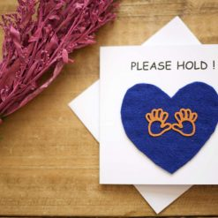 Friendship Card (Please Hold)