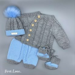 Stunning Baby Boys Outfit