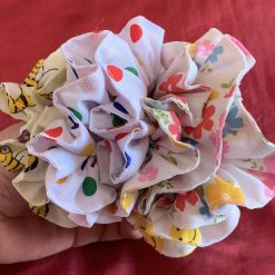 Scrunchie - set of two