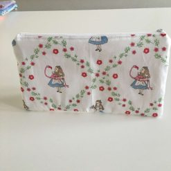 Pencil case, Alice in wonderland