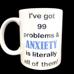 Anxiety 11oz Mug