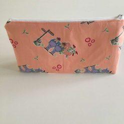 Pencil case, tweedledee and tweeledum