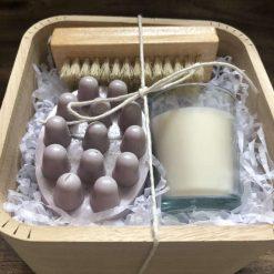 Massage gift box