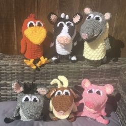 Farmyard Puppets