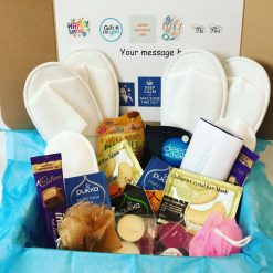Couples spa hamper, couples gift box, couples date night in, wedding gift, couples anniversary gift box