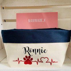Personalised Pet Toy Bag   Organiser   First Aid   Pet Storage   Toy Bag