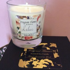 Bloomin' Lovely - Box of 3 Flowery scented Candles