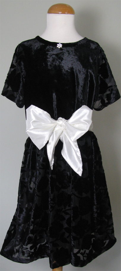 Bellissima dress by SerendipityGDDs for girls aged 7