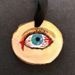 Halloween Eye, Bleeding