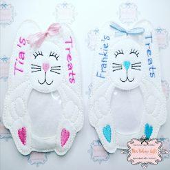 Personalised Easter Bunny Treat Bag