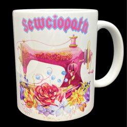 Sewciopath 11oz Mug