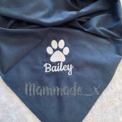 Personalised Pet Towel | Microfibre | Embroidered | Towel | Dog Towel