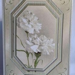 Template Handmade Easel Style Card