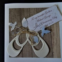 Simple * Rustic Style * New / Birth of Baby Boy - Son / Grandson