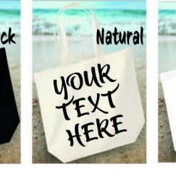Maxi personalised tote bag