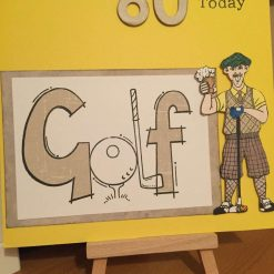 Golf - Birthday