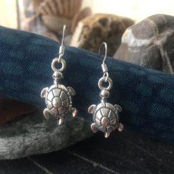 Earrings-Turtles