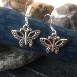 Earrings-Butterflies