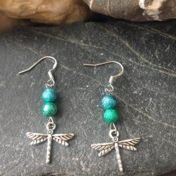 Earrings-Dragonfly Dreams