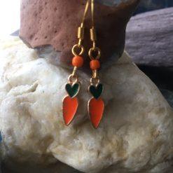 Earrings-Carrots