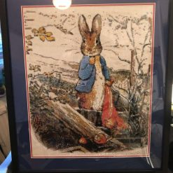 Beatrix potter completed diamond painting