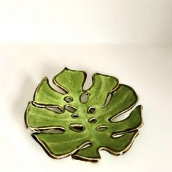 Rhododendron Leaf Plate