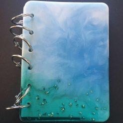 Resin Notebook