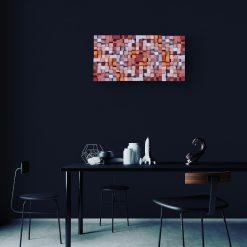 Mini Panel Wall Art Metallics