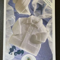 UKHKA 193 Knitting Pattern