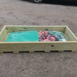Wooden/Decking Growbag Planter